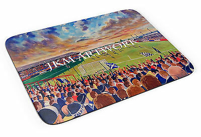 Brockville Stadium Art(2) Mouse Mat - Falkirk FC