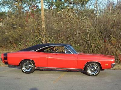 1969 Dodge Charger RT 440 1969 DODGE CHARGER RT 440 MATCHING #'S MOTOR AND TRANNY. GORGEOUS HEMI ORANGE