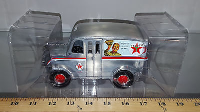 1/25 Ertl Bank Texaco #31 In Series 1950 Divco Delivery Truck Special Ed. Cp7156
