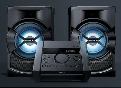 Sony SHAKE-X3D High Power Party Audio System Hi-Fi loud bluetooth NFC NEW