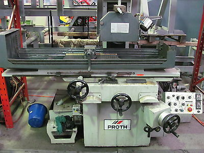 Proth 3060AH Automatic Surface Grinder