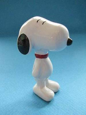 Wade Whimsies Popular Red Collar Snoopy, 2005 Le 500, W/original Box *mint*