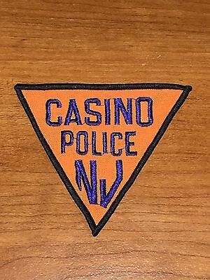 Defunct New Jersey Casino State Police Patch