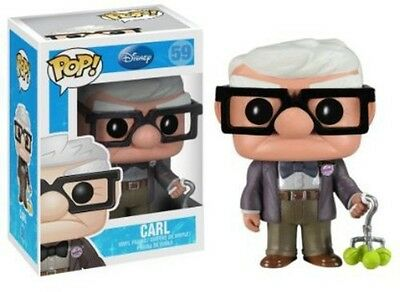 Up - Carl - Funko Pop! Disney (2013, Toy NEU)