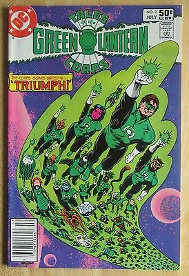 """DC COMICS """"TALES OF GREEN LANTERN CORPS""""  #3, show Great Condition"""