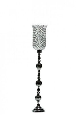 Large sized crystal flute stand (ZT126C-100)
