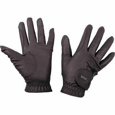 CATAGO Glove CLASSIC - brown - L Riding gloves riding Horse Accessories