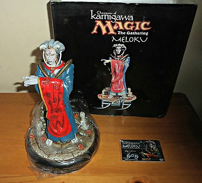 Magic The Gathering Limited Edition Statue - MELOKU - MTG - Collectable - RPG