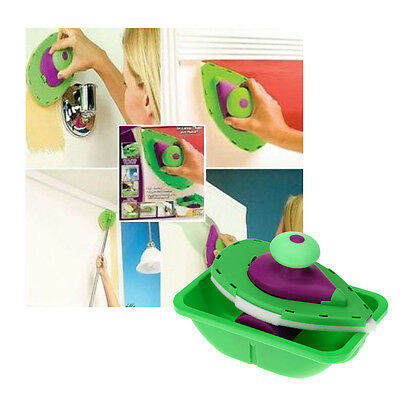 Point N Paint Easy Paint Pads Point Painting Roller Tray Multifunction Tool Set
