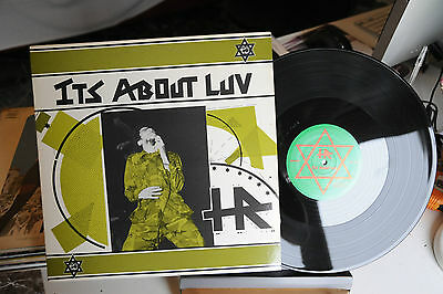 """Hr - Its About Luv  - Vinile Lp 33 Giri - 12"""" - Nmint"""