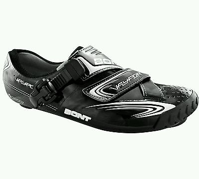 Black Bont Vaypor Standard Fit Size 3.5 (36) new and boxed cycling shoes
