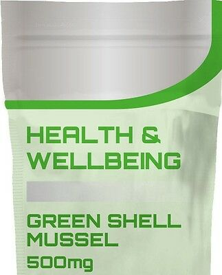 Green Lipped Mussel with Turmeric&Collagen - 90Tablets ARTHRITIS(HUMANS&DOGS)