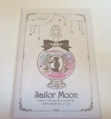 [Sailor Moon 20th ] kawaii Serenity white ver 2017 schedule book B6 sun star