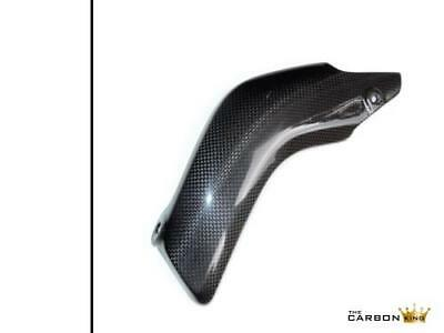 The Carbon King Honda Cbr600Rr Exhaust Heat Shield Guard 2007 To 2013 Fibre