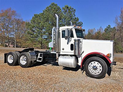 *loggers Special* 379 Peterbuilt Daycab 46,000 Rears Air Ride Low Mileage!!!