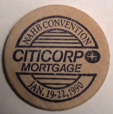 Citicorp Mortgage: Nahb / National Assoc. Of Home Builders: National Advertising