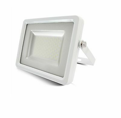 V-TAC VT-48100-1 - Projecteur LED 100W Blanc Froid Ultra Mince 5687 *NEUF*