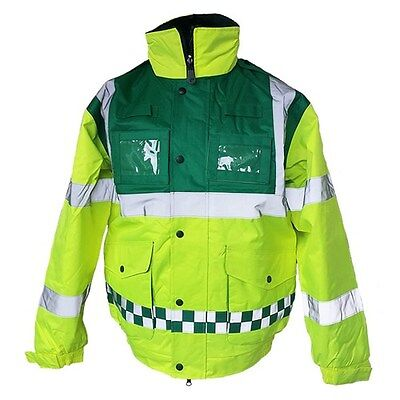 Foul Weather EMT Paramedic Bomber Jacket EN471 (JK042)