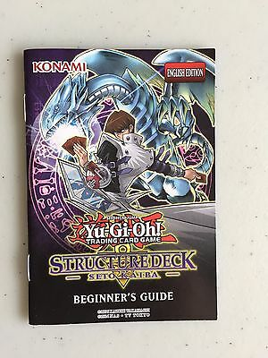 Beginner's Guide - Seto Kaiba Structure Deck - Yu-Gi-Oh! - Yugioh