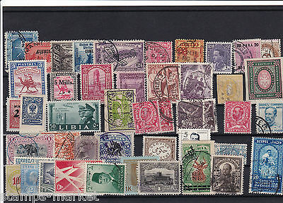 Mixed Vintage Stamps On Large Stock Card  Ref 949