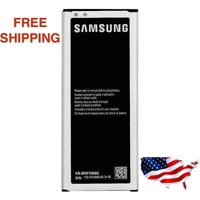 NEW Original OEM Samsung Galaxy Note 4 Battery 3220mAh EB-BN910BBE for SM-N910