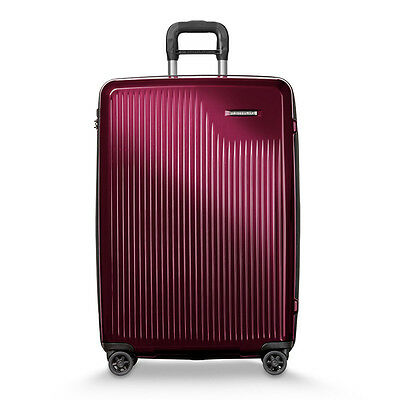 Briggs & Riley Sympatico Large Upright Expandable Hardside Spinner