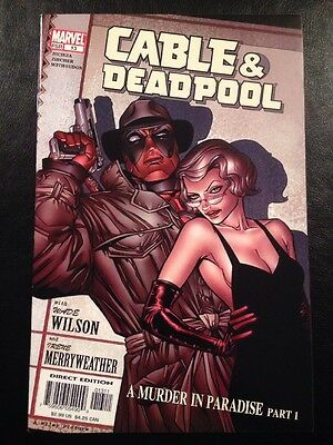 Cable And Deadpool 13 (2004) NM- 9.2 Grade High Grade Low Price!
