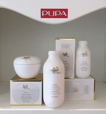 Pupa Milk Lovers Latte Doccia Exfoliante 250ml