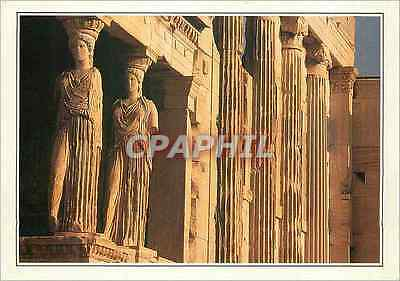CPM Athens The Caryatides at the Acropolis