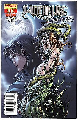 Witchblade: Shades Of Gray #1 - Cover C - Dynamite Ent. / Top Cow 1St Print 2006