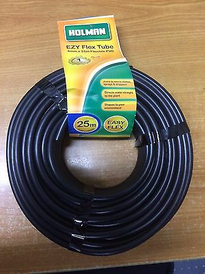4mm Flexible Micro Irrigation Tube (25m roll)