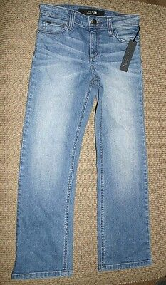 NWT Joes Jeans Everblue Denim Jeans Kids Size 8 (24 X 25) MSRP $59.99 RN 135745