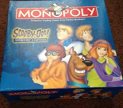 Scooby Doo Monoply