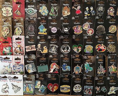 Disney Trading Pin Lot of 50 Assorted Pins #142