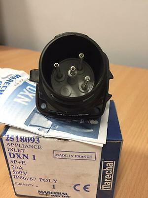Marechal DXN1 Socket Inlet Part 2518093 New 9 Units Available Priced Each