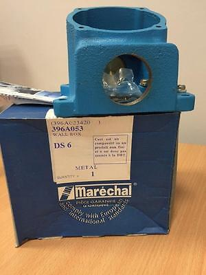 Marechal DS6 Wall Box Metal Part 396A053 New 8 Units Available Priced Each