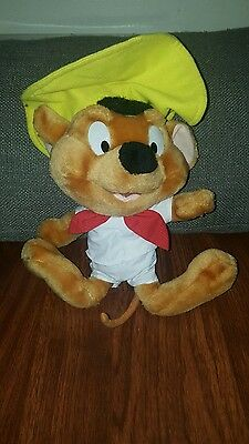 Warner Bros Speedy Gonzales Mouse Plush Stuffed Toy