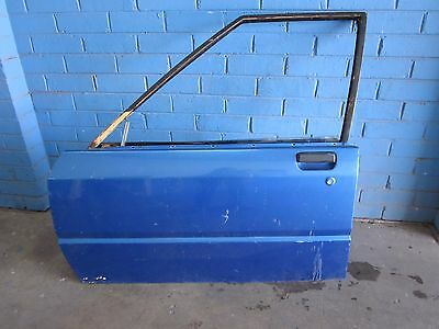 Ford Falcon Xf Left Hand Front Complete Door