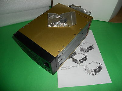 Fantec / SNT - Backplane BS-2231 SCSI SCA Ultra 160/320 x 80-pin hard disks