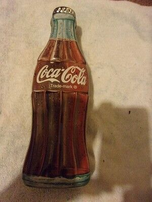 Rare collectible  Coca-Cola Bottle Shaped Tin