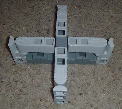 Rokenbok Accessories Monorail 4-Way Cross Track