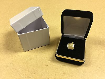 GORGEOUS 5 Year Service Pin Apple Computer Employee - Gift Idea / Collectors