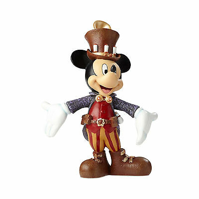 Disney Showcase Steampunk Mickey Mouse In Stock