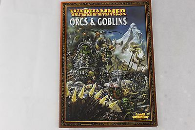 Warhammer - Orcs And Goblins - Army Book -  Fantasy - Games Workshop - 2003