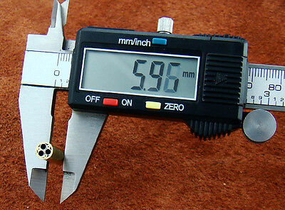 One Mosaic Pin for Handle Making Knife Scales Sticks Bush craft 1137
