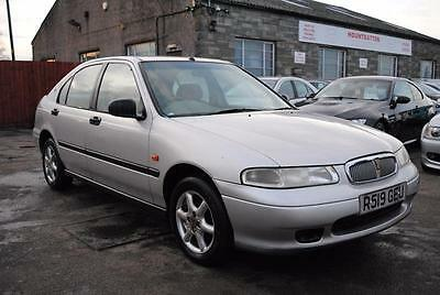 1998 Rover 400 1.4 414 8v Limited Edition 5dr
