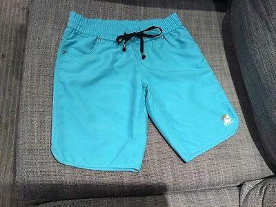 Barely used RUSTY kids Board shorts-size 10
