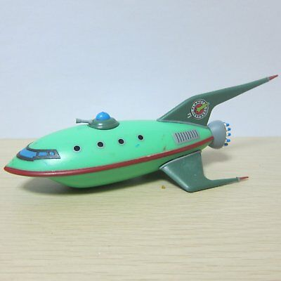 Futurama Planet Express Ship LootCrate Exclusive QMX Mini Masters Rare