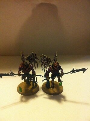 Warhammer Fantasy Age Of Sigmar Vampire Counts Army Morghast Archai Well Painted