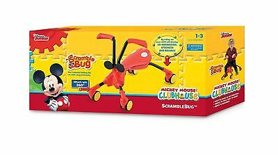 Scramble bug Mickey Mouse Red Kids Ride-On/Scooter Toy